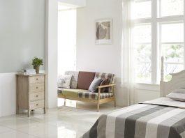 Plisy w sypialni- Komfort, funkcjonalność i pełna prywatność