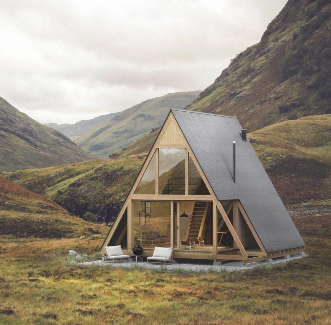 Dom na zgłoszenie. Jak wybudować w trzy miesiące dom bez pozwolenia do 35m2?