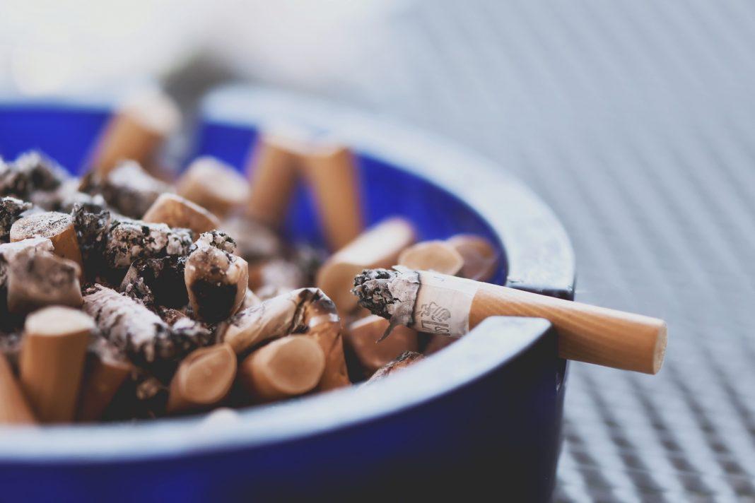 Walka z rzuceniem papierosów